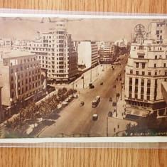 BUCURESTI BULEVARDUL BRATIANU, NECIRCULATA, PERIOADA INTERBELICA, Romania 1900 - 1950