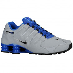 Adidasi barbati - Adidasi Nike Shox NZ   Produs 100% original   Livrare cca 10 zile lucratoare   Aducem pe comanda orice produs din SUA