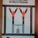 APARATE ELECTRICE DE INALTA TENSIUNE de PROF.DR.ING. BERCU HERSCOVICI...I