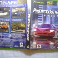 Project Gotham racing - Joc XBox classic (Compatibil XBox 360) (GameLand ) - Jocuri Xbox, Curse auto-moto, 3+, Multiplayer