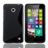 Husa Nokia Lumia 530 TPU S-LINE Black