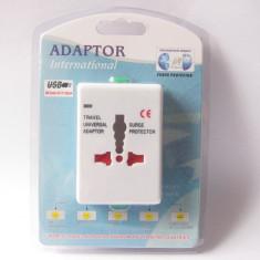 Adaptor priza international - Adaptor PCMCIA