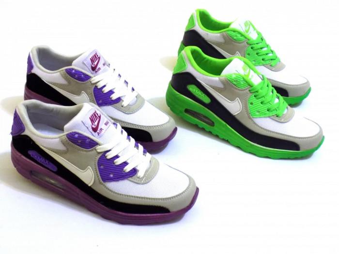 Nike Air Max 90 Hyperfuse Damas Nav12