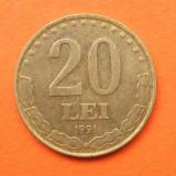20 LEI 1991 - Moneda Romania