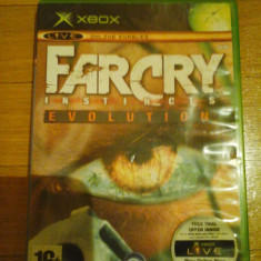 JOC XBOX clasic FAR CRY INSTINCTS EVOLUTION ORIGINAL PAL / STOC REAL / by DARK WADDER - Jocuri Xbox Ubisoft, Actiune, 16+, Multiplayer