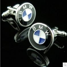 Butoni camasa model tema auto BMW + cutie simpla cadou