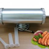 Masina de Tocat Carne - Masina de facut carnati inox 1.5 kg Renberg RB 4001