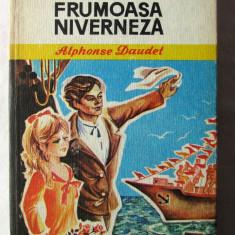 FRUMOASA NIVERNEZA, Alphonse Daudet, 1978. Ilustratii Daniela Dravat-Voiculescu - Nuvela