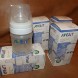Set biberoane plastic Philips Avent Anticolici