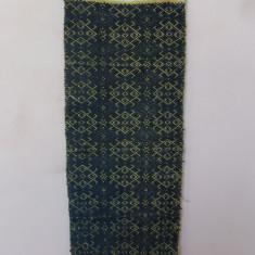 Costum popular - CATRINTA TESUTA, ZONA BANATULUI