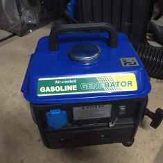 Generator curent, Generatoare uz general - Generator benzina 220V / 12V 650 W NOU