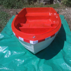 Barca 3 persoane fibra de sticla - Fly Fishing