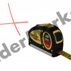 Ruleta Multifunctionala Level Pro 3 Laser - Nivela Laser - Ruleta masura
