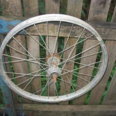 Piese Biciclete - Roata spate tip Pegas din aliaj