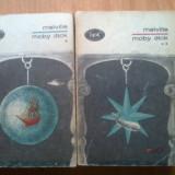 G0 Moby Dick, Melville, 2 volume - Carte de aventura