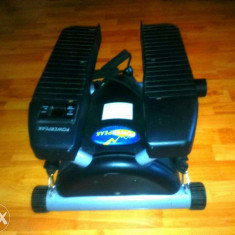 Stepper Powerpeak, Stepper - miscare twist, Max. 100