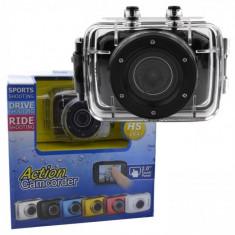 Camera video sport subacvatica - Action Camcorder HD 720p. Camera video SPY. - Camera Video Actiune
