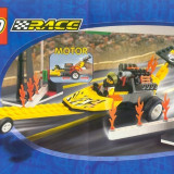 LEGO Cars - LEGO 6616 Rocket Dragster