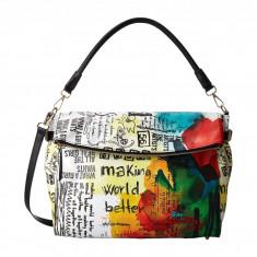 Geanta Dama - Geanta Desigual New Ibiza Painter | 100% original, import SUA, 10 zile lucratoare z12107