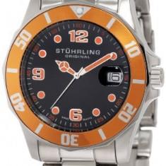 Stuhrling Original Men's 158 331157 | 100% original, import SUA, 10 zile lucratoare a12107 - Ceas barbatesc Stuhrling, Quartz