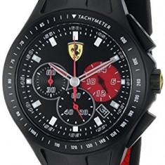 Ferrari Men's 0830023 Race Day   100% original, import SUA, 10 zile lucratoare a32207 - Ceas barbatesc Ferrari, Quartz
