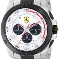 Ferrari Men's 830034 Analog Display   100% original, import SUA, 10 zile lucratoare a32207 - Ceas barbatesc Ferrari, Quartz