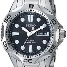 Seiko Men's SNE107 Stainless Steel | 100% original, import SUA, 10 zile lucratoare a22207 - Ceas barbatesc Seiko, Quartz
