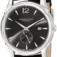 Hamilton Men's H38655785 Jazzmaster Slim   100% original, import SUA, 10 zile lucratoare a32207 - Ceas barbatesc Hamilton, Mecanic-Automatic