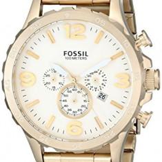 Fossil Men's JR1479 Nate Chronograph | 100% original, import SUA, 10 zile lucratoare a22207 - Ceas barbatesc