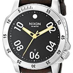 Nixon Men's A508019 Ranger Leather   100% original, import SUA, 10 zile lucratoare a32207 - Ceas barbatesc Nixon, Quartz