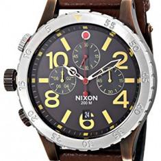 Nixon Men's A3631625 48-20 Stainless   100% original, import SUA, 10 zile lucratoare a32207 - Ceas barbatesc Nixon, Quartz