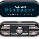 Detector radar Escort Passport 9500ci