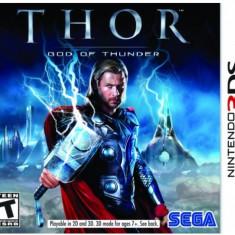 Jocuri Nintendo 3DS - Joc consola Sega Thor: God of Thunder pentru Nintendo 3DS