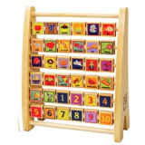 Hape Alfabetar cu abac - Jocuri Stiinte