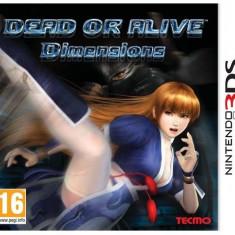 Jocuri Nintendo 3DS - Joc consola Nintendo Dead or Alive: Dimensions pentru 3DS