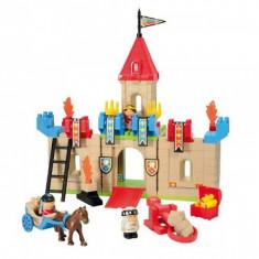 LEGO Technic - Set Constructii Abrick Cetate Medievala Ecoiffier