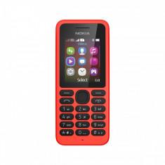 Telefon mobil Nokia 130 Dual SIM, rosu - Telefon Nokia