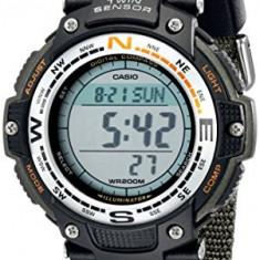 Casio Men's SGW100B-3V Digital Compass | 100% original, import SUA, 10 zile lucratoare a42707 - Ceas barbatesc Casio, Quartz