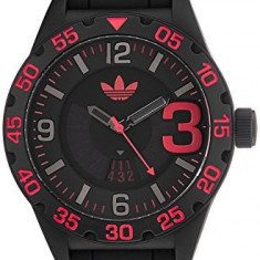 Adidas Unisex ADH2965 Newburgh Red-Accented Black | 100% original, import SUA, 10 zile lucratoare af22508 - Ceas dama