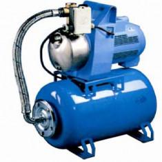 Pompa gradina - Hidrofor cu pompa de inox 50 litri Hidroserv STANDARD 81 INOX/50