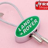 Breloc model LAND ROVER otel inoxidabil + cutie simpla cadou - Breloc Auto