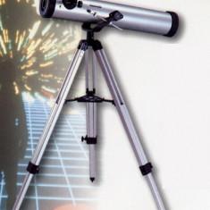 Luneta vanatoare - Telescop Astronomic reflector 76700 New Generation