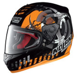 Casca moto - NOLAN FULL-FACE - N64 ENERWIN - METAL BLACK 057 XL (GAMA 2015) - STOC AT, RO