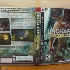 Uncharted: Drake's Fortune (PS3) (ALVio) + sute de Jocuri PS3 Sony (VAND / SCHIMB), Actiune, 12+
