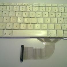 Tastatura Keyboard Apple iBook G4 A1055 DK Danish Layout KZ444W29RW7A - Tastatura laptop