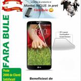 Folie de protectie, LG G2 Mini, Lucioasa - Folie protectie LG G2 mini D618 transparenta Montaj iNCLUS in Pret