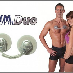 Gym Form Duo Aparat de Slabit si Tonifiere Musculara - Echipament Fitness