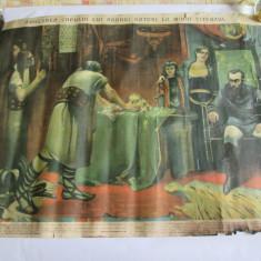 RAR! AFIS CU ADUCEREA CAPULUI LUI ANDREI BATORI LA MIHAI VITEAZUL DIN ANII 30