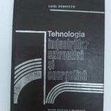 TEHNOLOGIA INDUSTRIILOR EXTRACTIVĂ ŞI ENERGETICĂ, LUIGI DOBRESCU - Carti Energetica