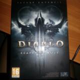 Jocuri PC Altele, Strategie, 16+ - Diablo 3- reaper of souls + CD key nefolosit